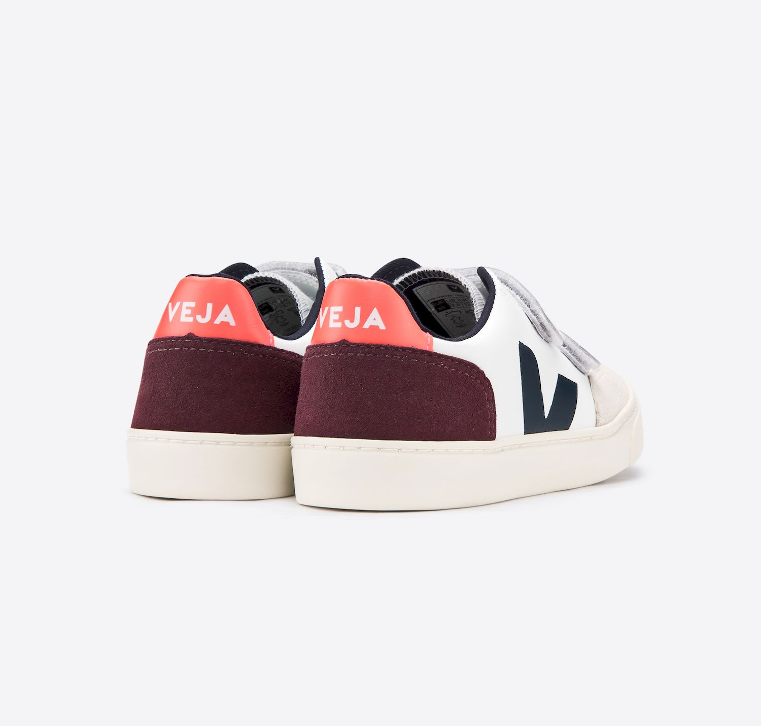 VEJA_VSV021742_V12 VELCRO_LEATHER_BELLEROSE_BACK
