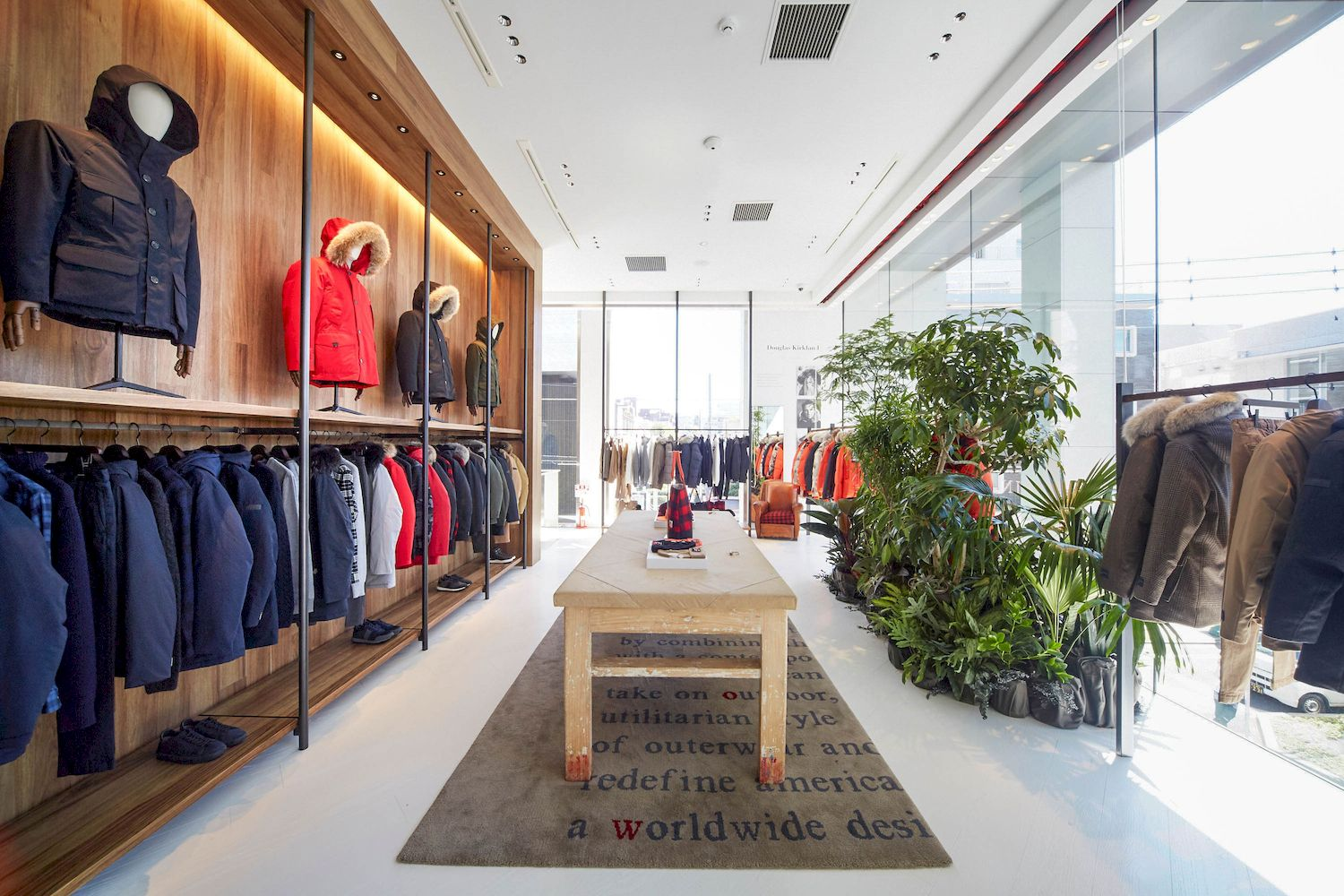 Woolrich Aoyama Flagship Store (7)